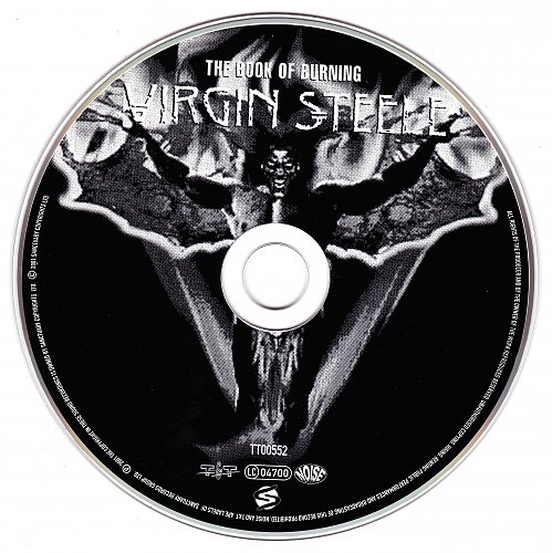 Virgin Steele - The Book Of Burning (2001)