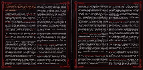 Virgin Steele - Invictus (1998) [2014, Steamhammer, SPV 308472 2CD, Germany]