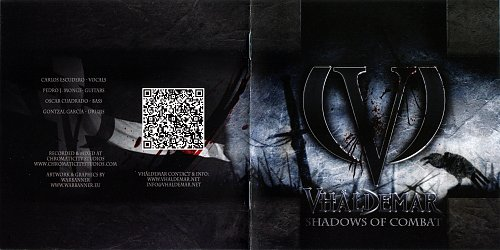 Vhaldemar - Shadows Of Combat (2013)