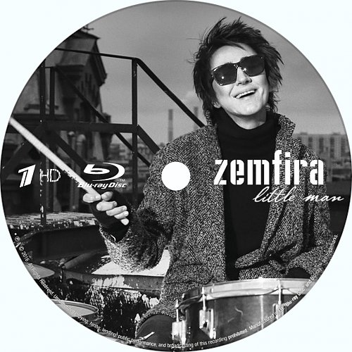 Zemfira - Little Man (2016)