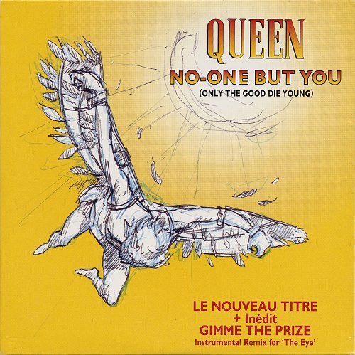 Queen - No-One But You (Only The Good Die Young) (1997, Single)