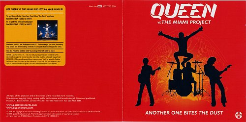Queen & The Miami Project - Another One Bites The Dust (2006, Single)