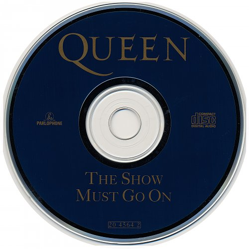 Queen - The Show Must Go On (1991, Single)