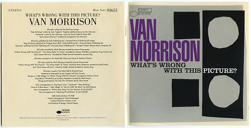 Van Morrison - What's Wrong With This Picture (2003)