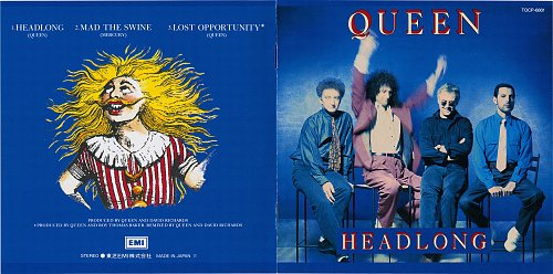 Queen - Headlong (1991, Single)
