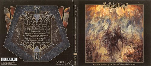 Inquisition - Ominous Doctrines Of The Perpetual Mystical Macrocosm (2010)