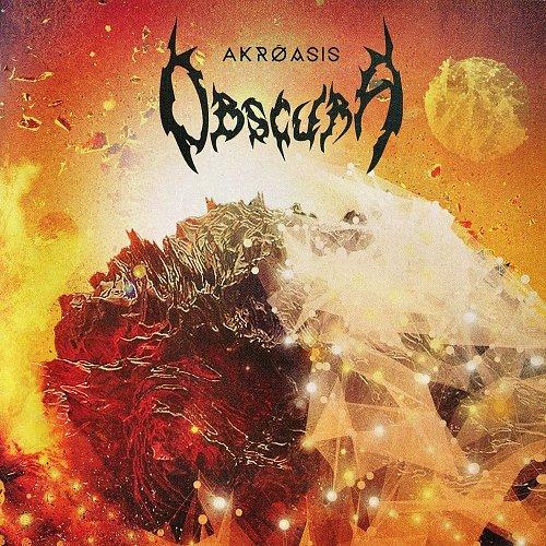 Obscura - Akróasis (2016 Relapse Records, Mazzar Records, Russia)