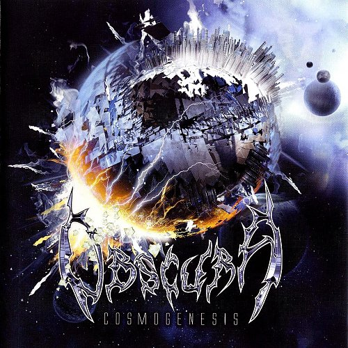 Obscura - Cosmogenesis (2009 Relapse Records, USA)