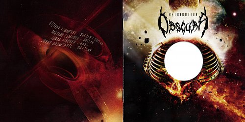 Obscura - Retribution (2006 Relapse Records, 2010 BounDEE, Relapse Japan)