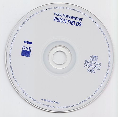 Vision Fields - Icesail (1992)