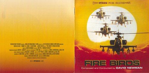 David Newman - Fire Birds (2013)