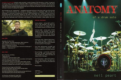 Neil Peart - Anatomy Of A Drum Solo (2004)