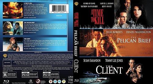 Время убивать-Дело о пеликанах-Клиент/A Time To Kill-The Pelican Brief-The Client (1996-1993-1994)