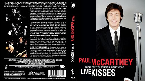 Paul McCartney - Live Kisses 2012