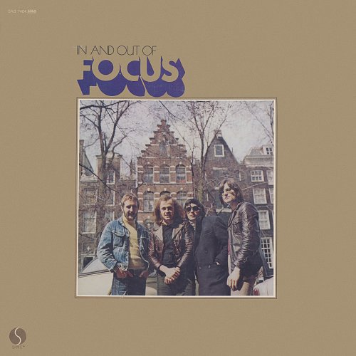 Focus - In And Out Of Focus (1970) [Sire  SAS-7404 ] (1973)