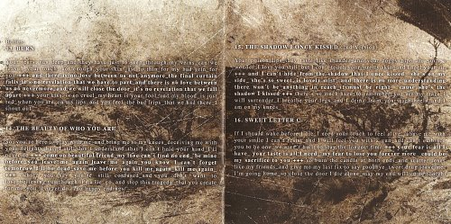 Lacrimas Profundere - Songs For The Last View (2008)