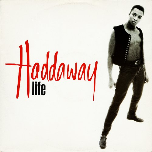 Haddaway - Life [ Logic Records - 74321 16421 1] (1993) Maxi-Single