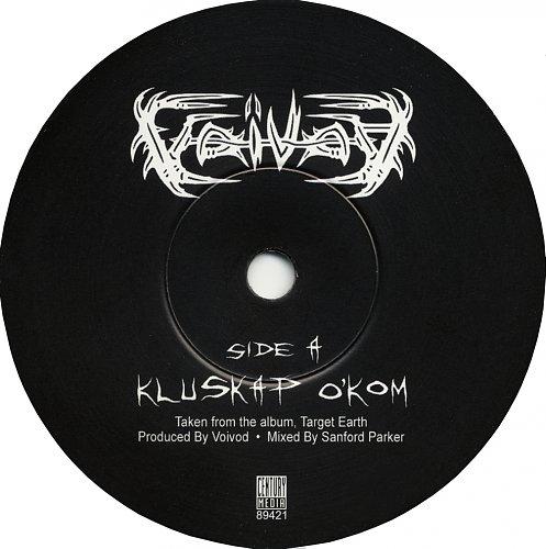 "Voivod - Kluscap O'Kom [Century Media - 89421] (2013) 7"" vinyl"