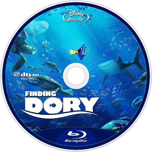 В поисках Дори / Finding Dory (2016)