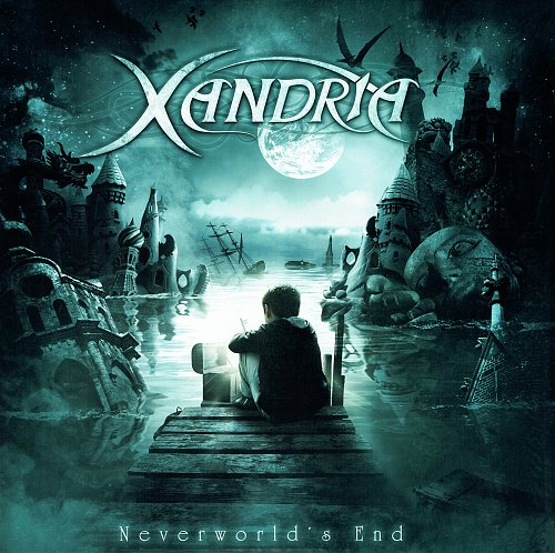 Xandria - Neverworld's End [NPR 417 LP] (2012)