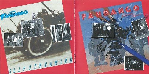 Nick Simper's Fandango - Sleepstreaming & Future Times (1979,80/1999)
