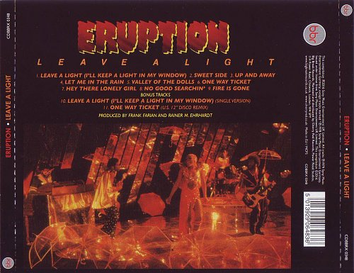 Eruption - Leave a Light (1978)