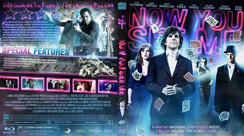 Иллюзия обмана / Now You See Me (2013)