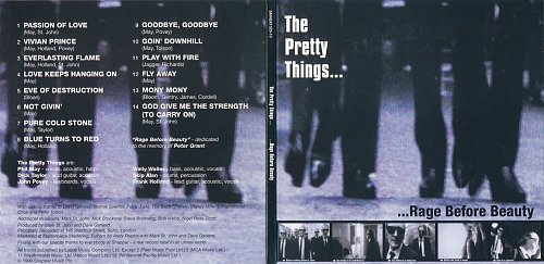 Pretty Things, The - Rage Before Beauty (1999)