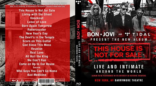 Bon Jovi - Live And Intimate (2016)