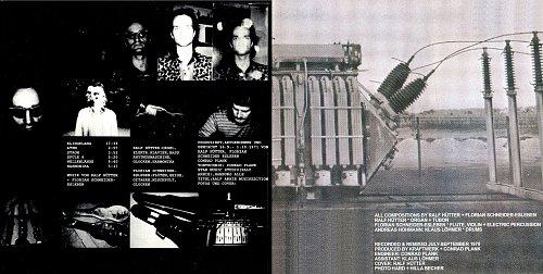 Kraftwerk - Kraftwerk 1 & 2 (1972)