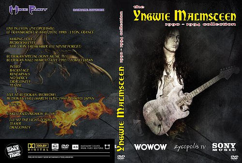 Yngwie Malmsteen ''The 1990-1994 Collection''