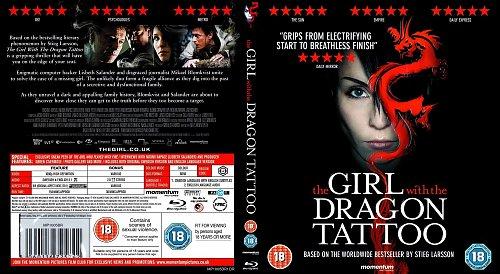 Девушка с татуировкой дракона/The Girl wiht the Dragon Tattoo (2009)