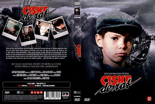 """Циске, крыса / Циске по прозвищу """"Крыса"""" / Ciske de Rat (1984)"""