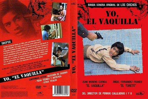 Я, Бакилья / Yo, El Vaquilla (1985)