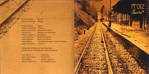 Itoiz - Ezekiel (1980)