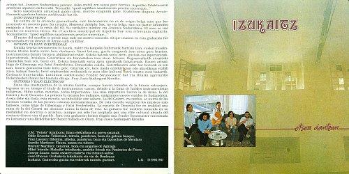 Izukaitz - Otsoa dantzan (1980)