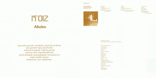 Itoiz - Alkolea (1982)