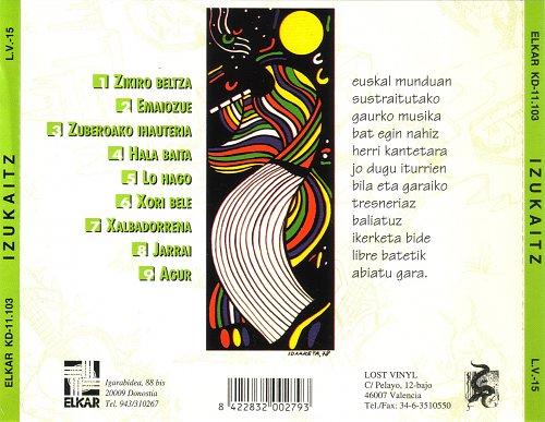 Izukaitz - Izukaitz (1978)