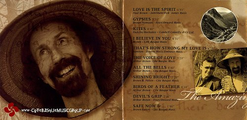 Amazing World Of Arthur Brown, ‎The - The Voice Of Love (2007)
