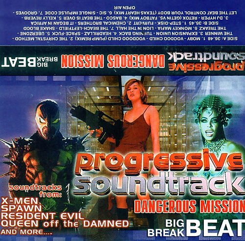 Progressive Soundtrack - 2003