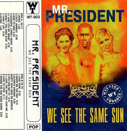 mr. President 1996