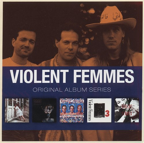 Violent Femmes - Original Album Series (2011)