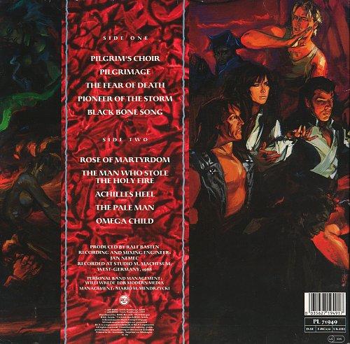Zed Yago - Pilgrimage (1989)