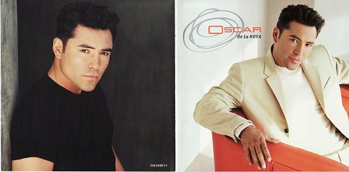 Oscar De La Hoya - Oscar De La Hoya (2000)