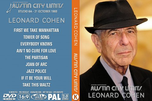 Leonard Cohen - Austin City Limits (1988)