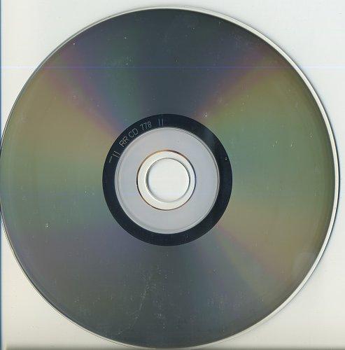 Задняя сторона диска (матрица)