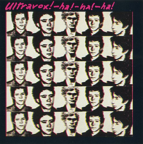 Ultravox! - Ha! Ha! Ha! (1977)