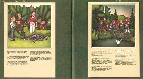 V.A. - Peter And The Wolf [Рок-аранжировка произведения С.Прокофьева «Петя и Волк»] (1975)