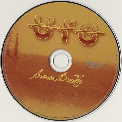 UFO - Seven Deadly (2012)