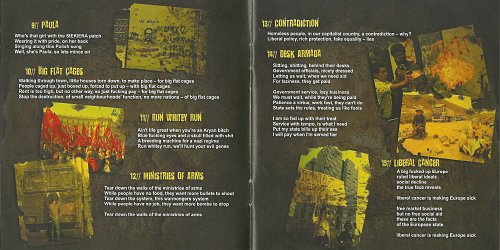 Agathocles - Grind Is Protest (2008 Soundshape Stud., Belgium; 2009 Displeased Records, Netherlands)